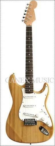 Electric Wooden Guitar Body Material: Wood