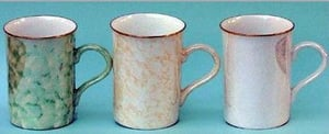 Luster Marble Mix Coffee Cups