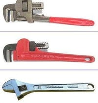 Industrial Heavy Duty Pipe Wrenches