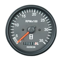 Electronic RPM Cum Hour Meters