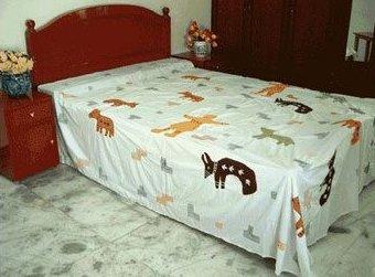 Designer Printed Bed Linens