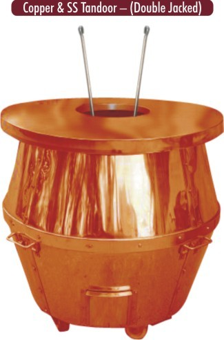 M.S. Mobile Drum Tandoor