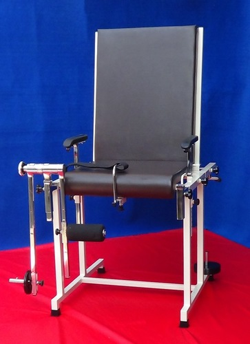 Quadriceps Exercise Table(With Backrest)
