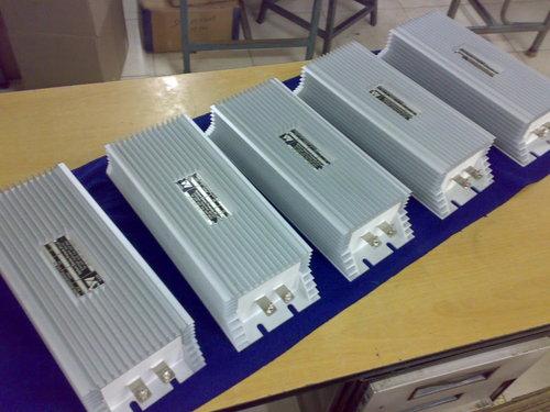 Metal Clad Wirewound Resistors