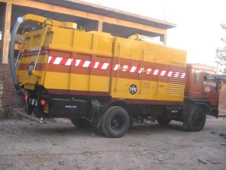 Garbage Compactor In New Delhi Delhi India Tps