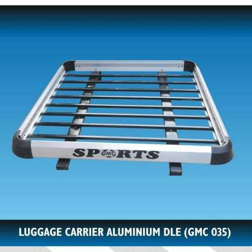Silver Eeco Luggage Carriers Aluminium Dle