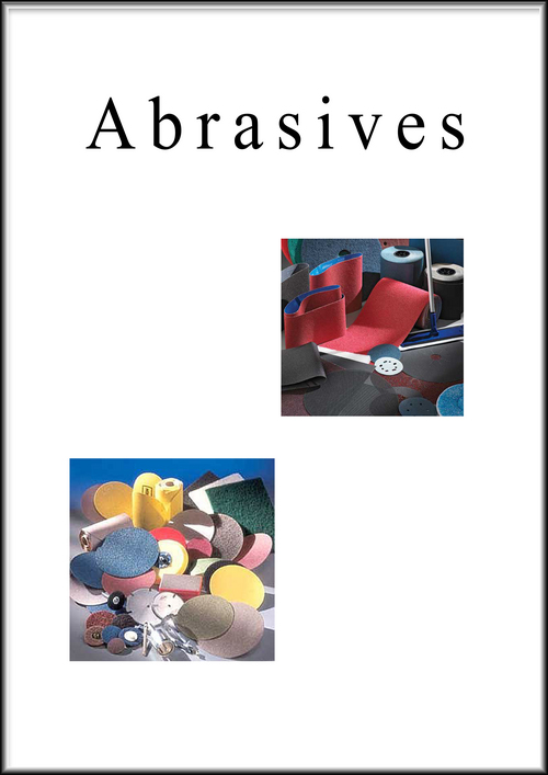 Abrasives For Every Applications