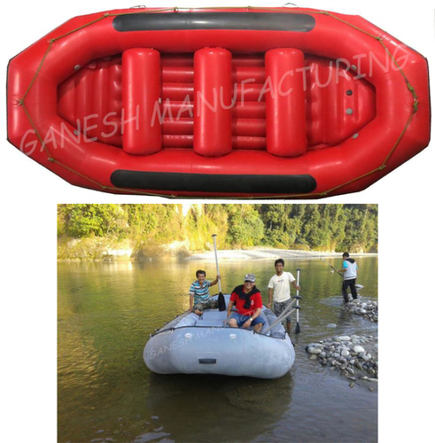 White Water Raft Boat