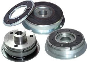 Single Disc Electromagnetic Clutches