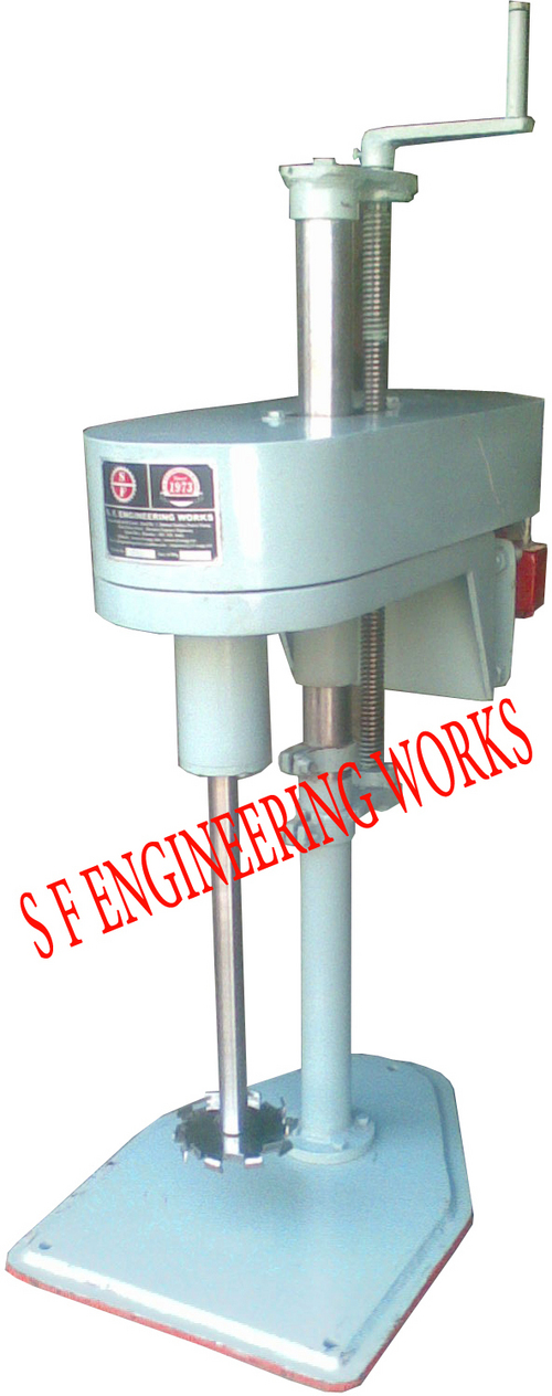 Laboratory Stirrer With Manual Lifting