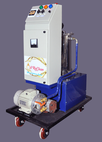 High Performance Electrostatic Oil Cleaner And Oil