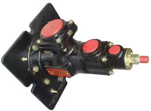 High Temperature Oil And Gas Burner