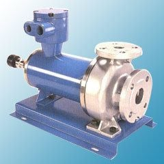 Sealless Canned Motor Pump