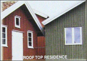 ROOF TOP RESIDENCE