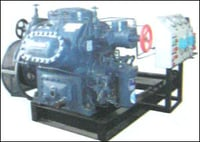 HIGH SPEED RECIPROCATING COMPRESSOR PACKAGE