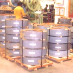 Industrial Electric Slit Coil