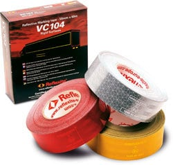 Vehicle Conspicuity Tape