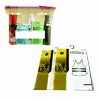 Slider Bags & Pouches With Hangers