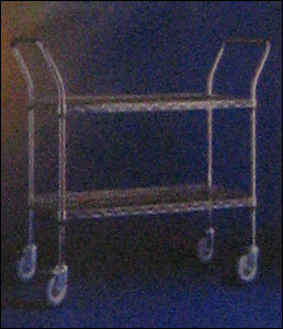 Clean Room Trolley