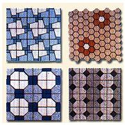 Mosaic Tiles Crystal