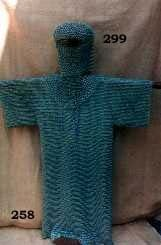 Medieval Chainmail Coif