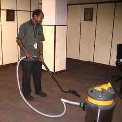 Shampooing Of Carpets And Upholstery