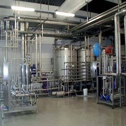 Turnkey Mineral Water Plants