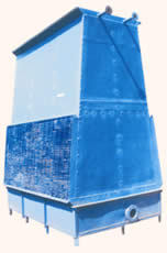 Ventury Type Cooling Tower