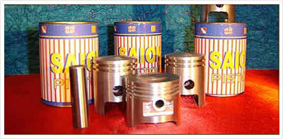 Motorcycle Pistons in  Hari Nagar