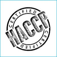 ISO 22000 : 2005 (HACCP) Certification Services