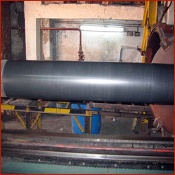 Felt (Ebonite) Rollers For Paper Mills