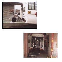 Ambulance Lift