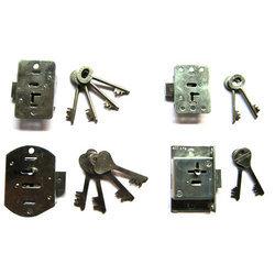 Steel Furniture Locks