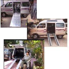 Wheelchair Ramp