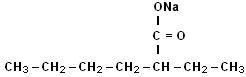 Sodium 2 a   Ethyl Hexanoate