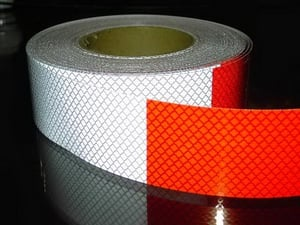 Retro Reflective Sheeting For Vehicles