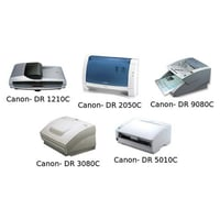 Canon High Speed Scanner