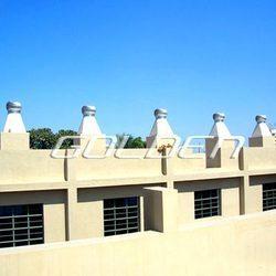 Natural Wind Driven Turbo Ventilator