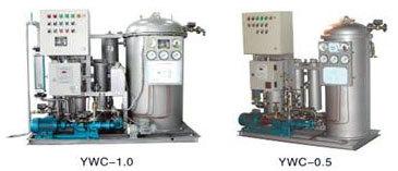 YWC Bilge Sewage Treatment Plant