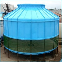 Counter Flow Frp Cooling Tower
