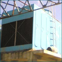 Cross Flow FRP Cooling Towers