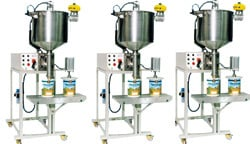 Filling Machine For 1-6 Litre Containers