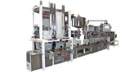 PVF 10 Automatic Filling Line For 1 to 10 Litre Containers