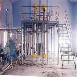Fluid Extraction Plant
