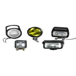 Front Fog And Auxillary Lamps