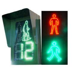 Pedestrian Led Light Signals