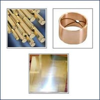 Brass Rods And Sheets