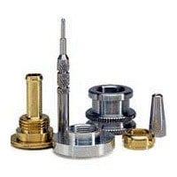 Precision Turned Pipe Components