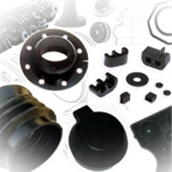Rubber Molding Components