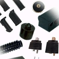 Two Wheeler Rubber Parts